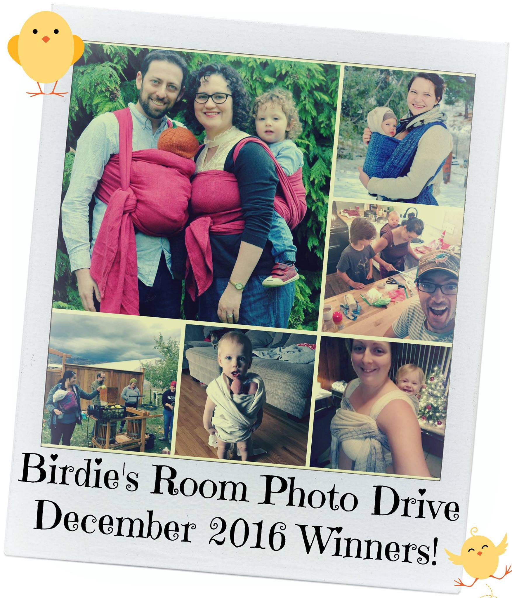 December 2016 Photo Drive