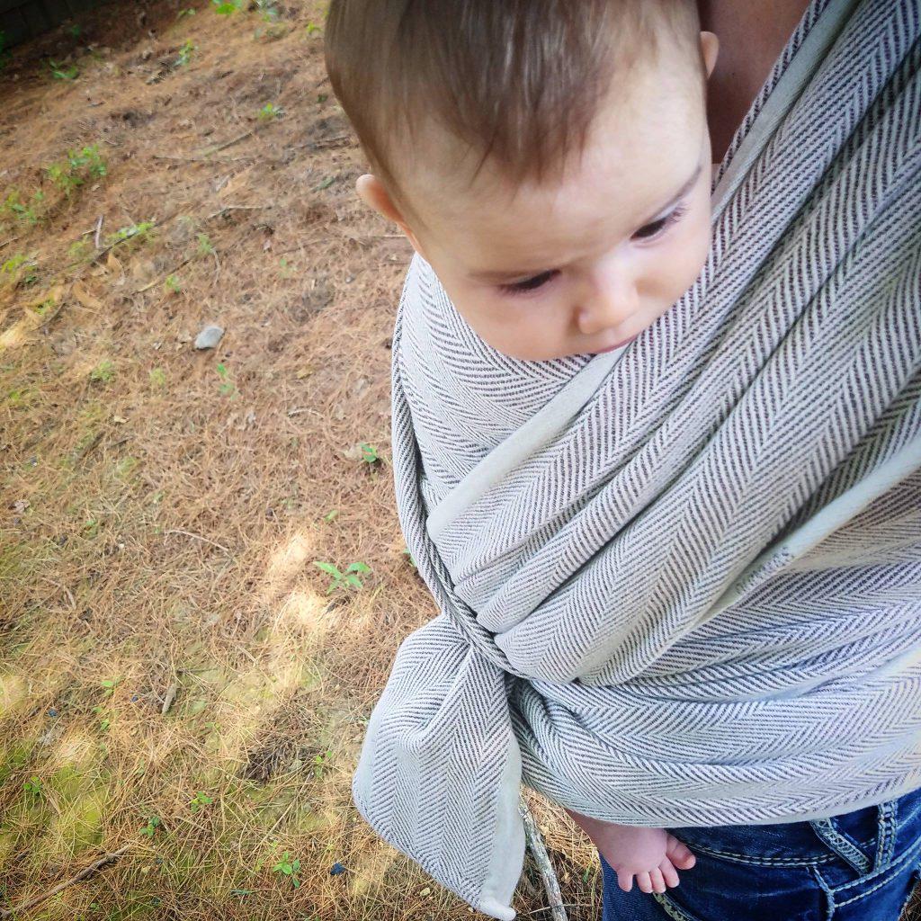 Didymos Prima Pastell Woven Baby Wrap   Birdie's Room