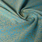 DIDYMOS Leo Turquoise Woven Wrap